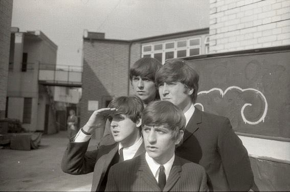 The Early Beatles Collection by Astrid Kirchherr @ Leica Gallery, Los Angeles: 1094784_199571840210844_4907368_n.jpg