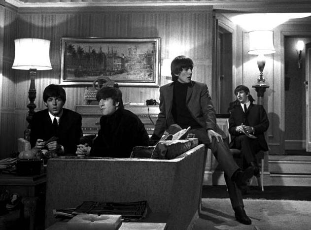 The Early Beatles Collection by Astrid Kirchherr @ Leica Gallery, Los Angeles: Multiple_Box_Astrid_Kirchherr.JPG