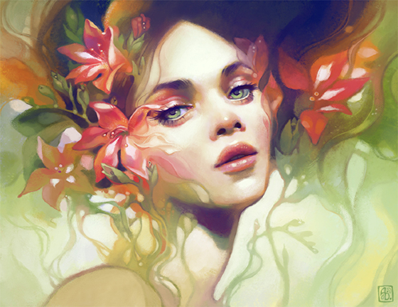 The Fantasy Art of Anna Dittmann: august_by_escume-d6h8wdi_800.jpg
