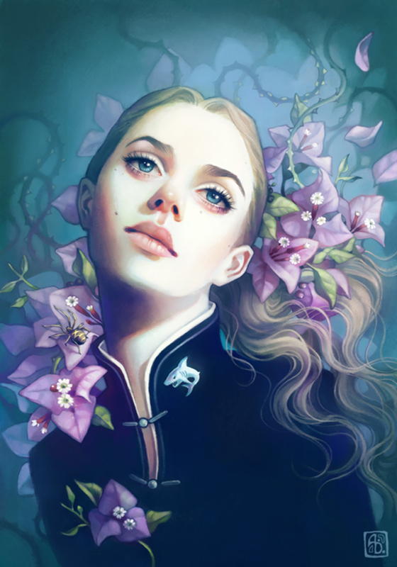 The Fantasy Art of Anna Dittmann: jaycee_by_escume-d6ah24q.jpg