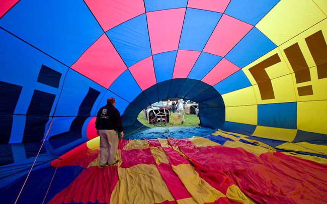 The Bristol International Balloon Fiesta: balloon-inside_2640620k-650x406.jpg