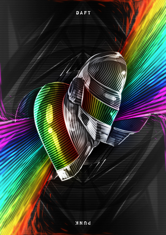 Martin Biemans Illustration: daftpunk1.jpg