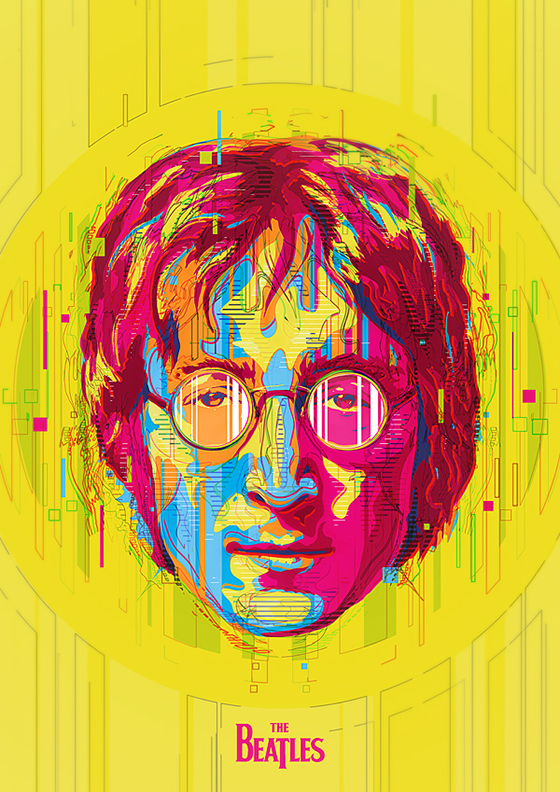 Martin Biemans Illustration: lennon1.jpg