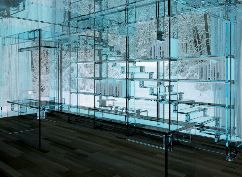 Santabrogiomilano Architects' Glass House Concepts: glasshouse_02.jpg