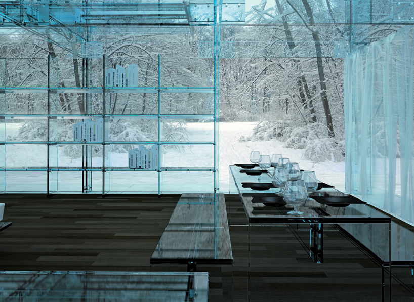 Santabrogiomilano Architects' Glass House Concepts: glasshouse_03.jpg
