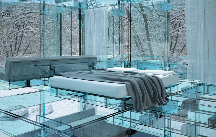 Santabrogiomilano Architects' Glass House Concepts: glasshouse_04.jpg