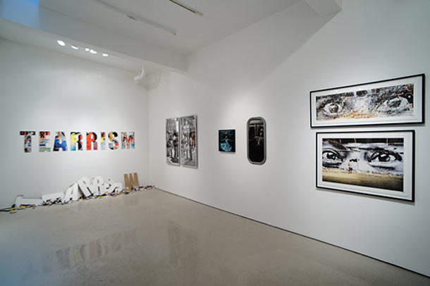 "Last Days to See ""10 Years of Wooster Collective"" @ Jonathan LeVine Gallery, NYC: Install13_L.jpg"