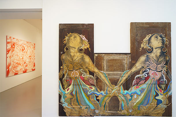 "Last Days to See ""10 Years of Wooster Collective"" @ Jonathan LeVine Gallery, NYC: Install22_L.jpg"
