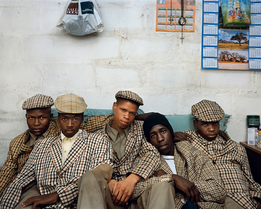 "Pieter Hugo ""Kin"" @ Yossi Milo Gallery, NYC: large-pieter_hugo-loyiso_mayga-wandise_ngcama-lunga_white-luyanda_mzantsi-khungsile_mdolo-after_their_initiation_ceremony-mthatha.jpg"