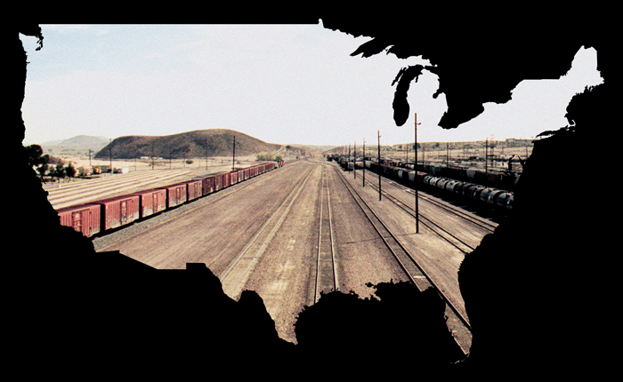 "Doug Aitken's ""Station to Station"": From the Atlantic to the Pacific: 2013-06-20-StationtoStationmapCDougAitken.jpg"