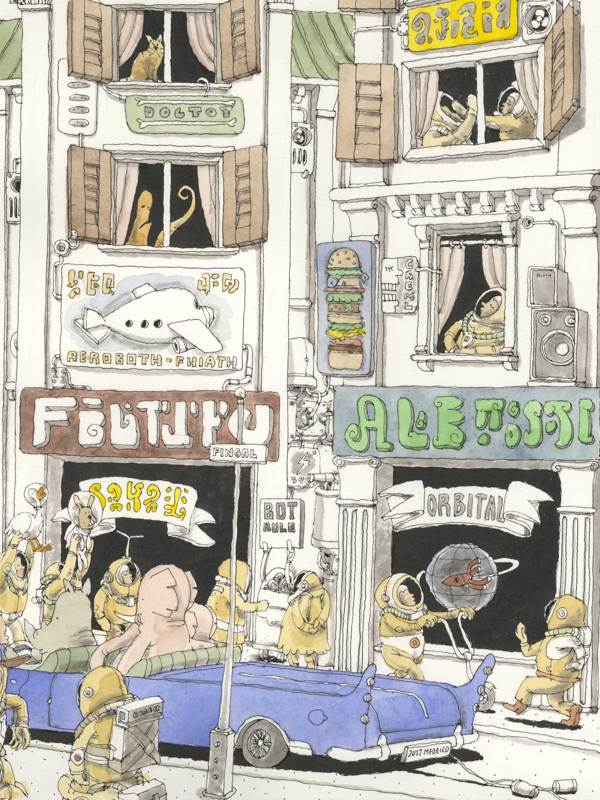 Sketchbook Illustrations by Mattias Adolfsson: 0b7e9411a103344425bd34e2ccb98573.jpg