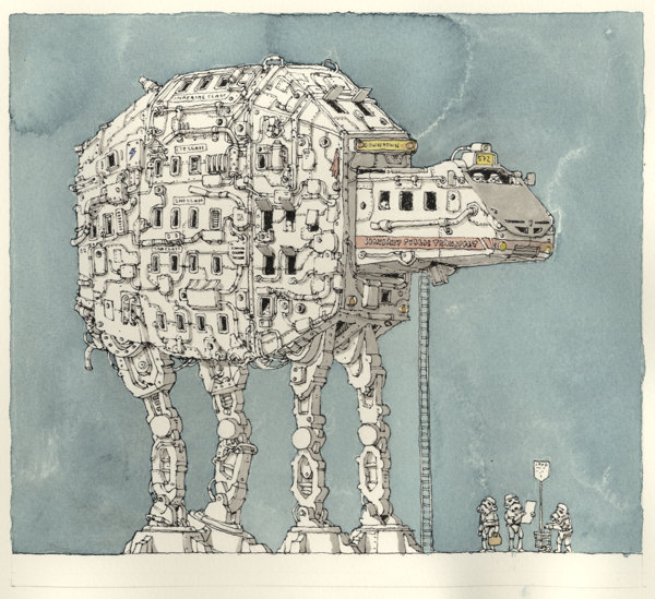 Sketchbook Illustrations by Mattias Adolfsson: 46601ed50880672b5e2861ec334a6be8.jpg