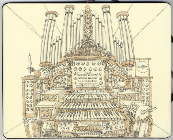 Sketchbook Illustrations by Mattias Adolfsson: 737316cf9bccdb01eb77a1b9d15c4d51.jpg