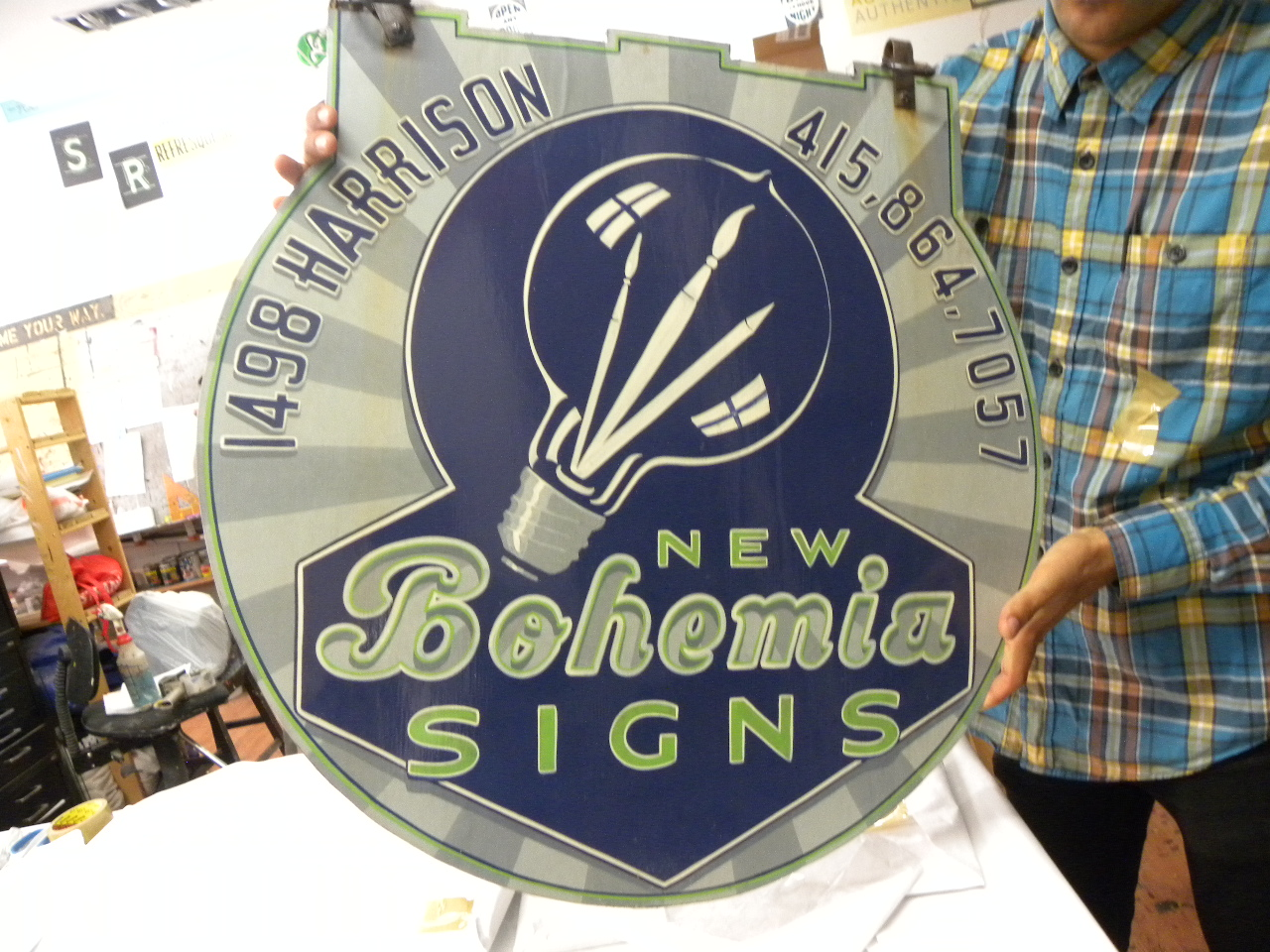"New Bohemia Signs ""SignAge"" @ San Francisco State University: NBS Sign.JPG"