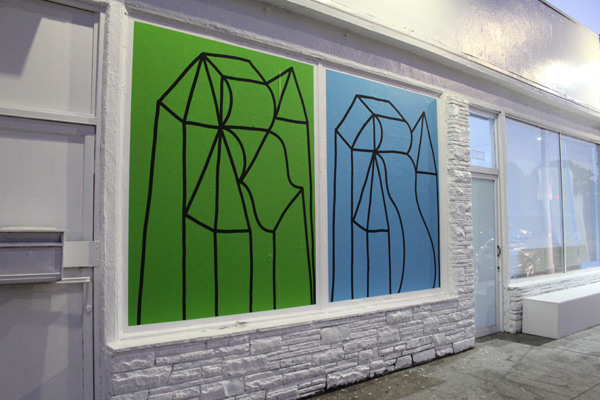 In L.A.: Alessandro Moroder and Erin Garcia @ HVW8 Gallery: aless_7406.jpg