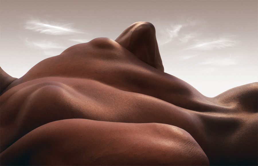 Carl Warner's Bodyscapes: Elbow-Point.jpg