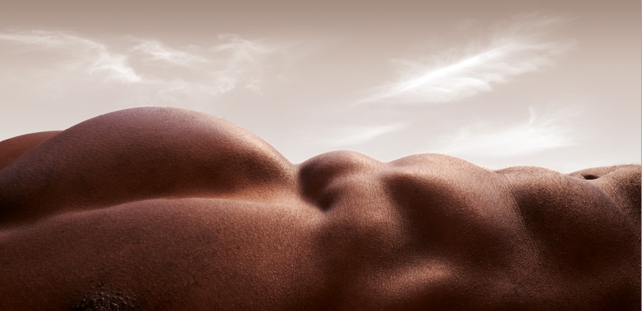 Carl Warner's Bodyscapes: Pectoral-Dunes.jpg