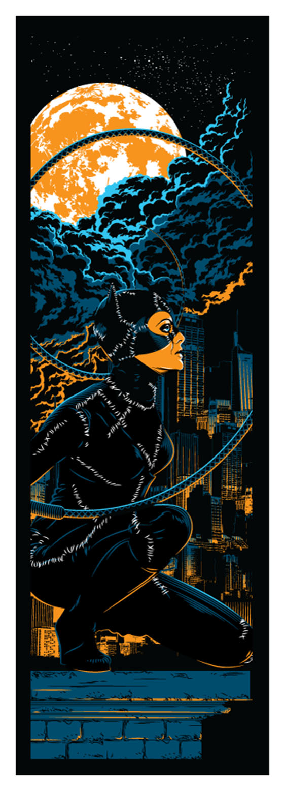 Poster Art by Tracie Ching: Selina.jpg