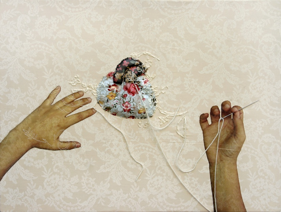 More Embroidery Work from Ana Teresa Barboz