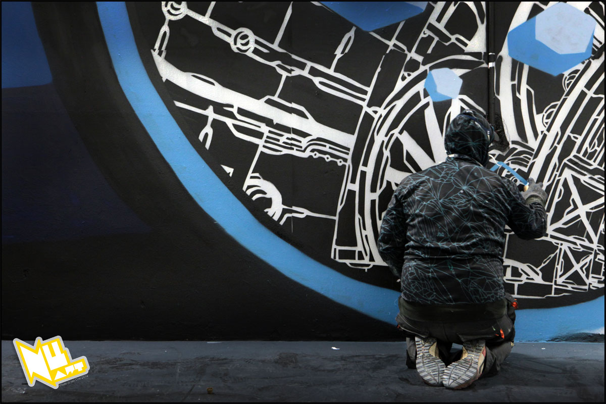 Nuart 2013: Preview, Part 1: IMG_4972_1200_Artist_M-City_Nuart_2013_Photo_©_Ian_Cox_2013_1.jpg