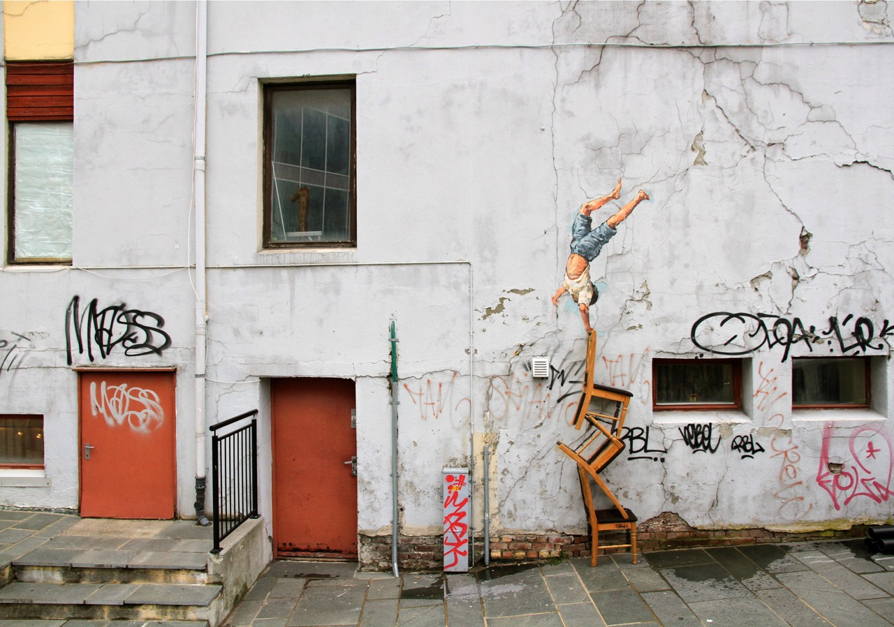 Nuart 2013: Street Pieces, Part 1: Ernest Zacharevic IMG_1317.jpg