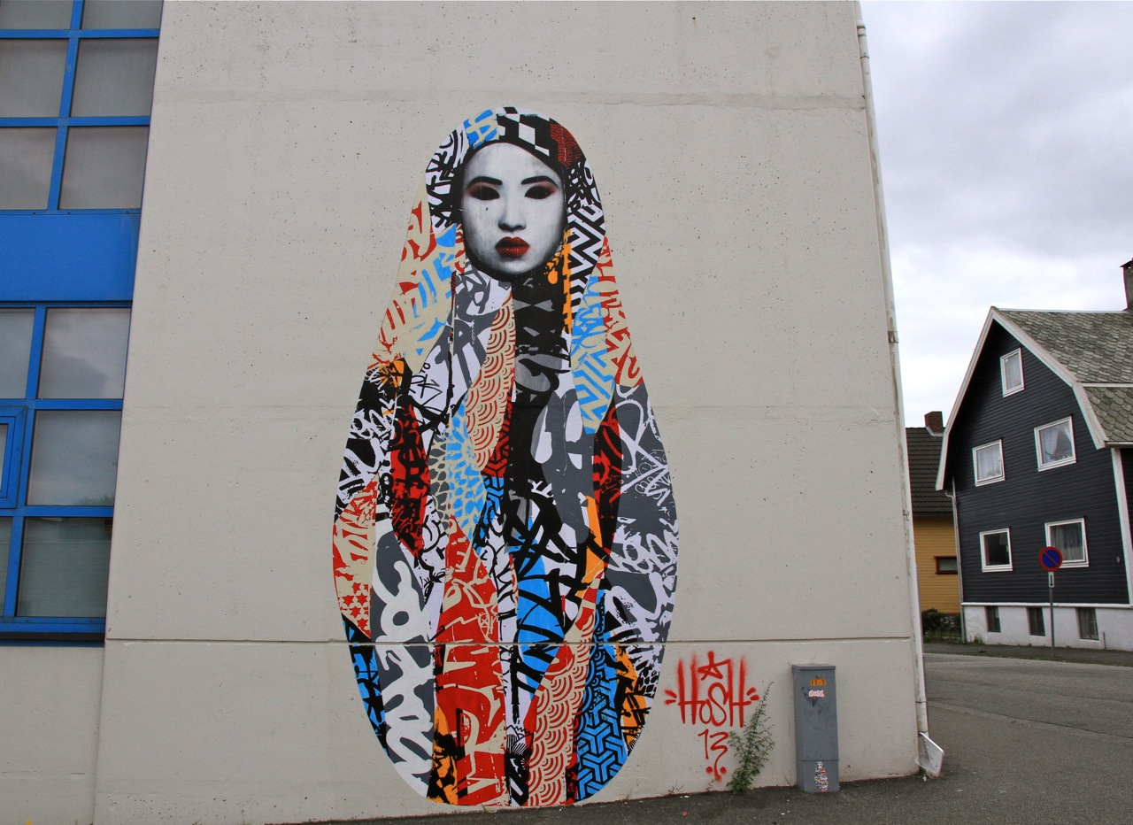 Nuart 2013: Street Pieces, Part 1: Hush IMG_1114.jpg