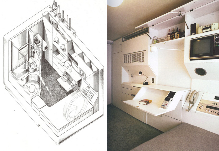 Kisho Kurokawa's Nakagin Capsule Tower: nakagin11.jpg