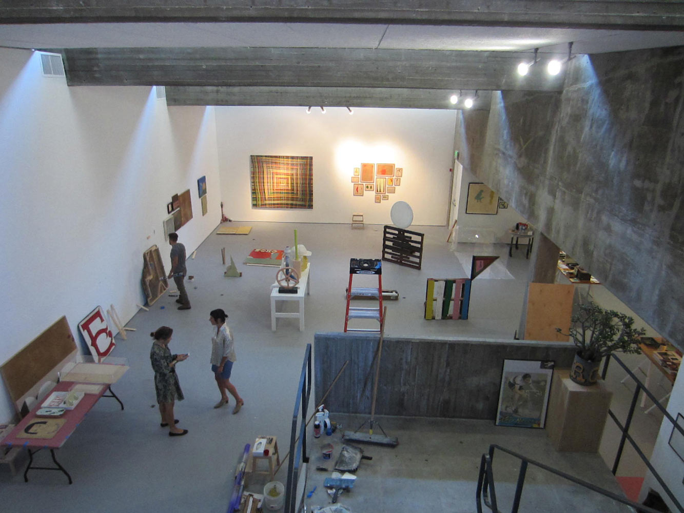 "Sneak Peek: ""Energy That Is All Around: Mission School"" @ SFAI: IMG_2051.jpg"