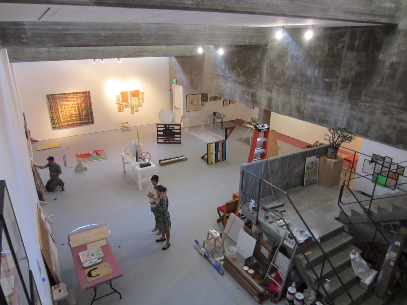 "Sneak Peek: ""Energy That Is All Around: Mission School"" @ SFAI: IMG_2052.jpg"
