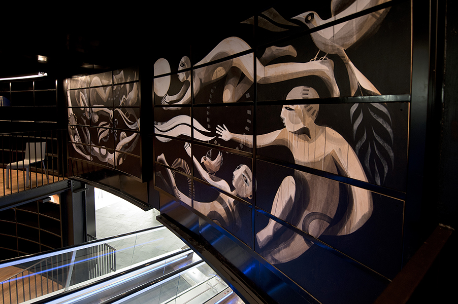 Lucy McLauchlan For The New Library Of Birmingham: Library_Sept1_2013-61fw.jpg