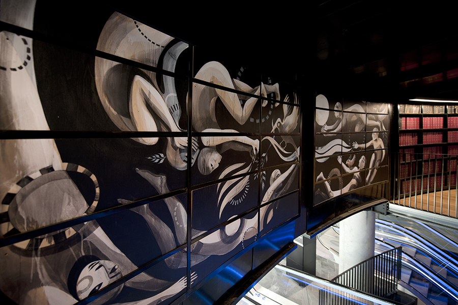 Lucy McLauchlan For The New Library Of Birmingham: Library_Sept1_2013-97fw.jpg