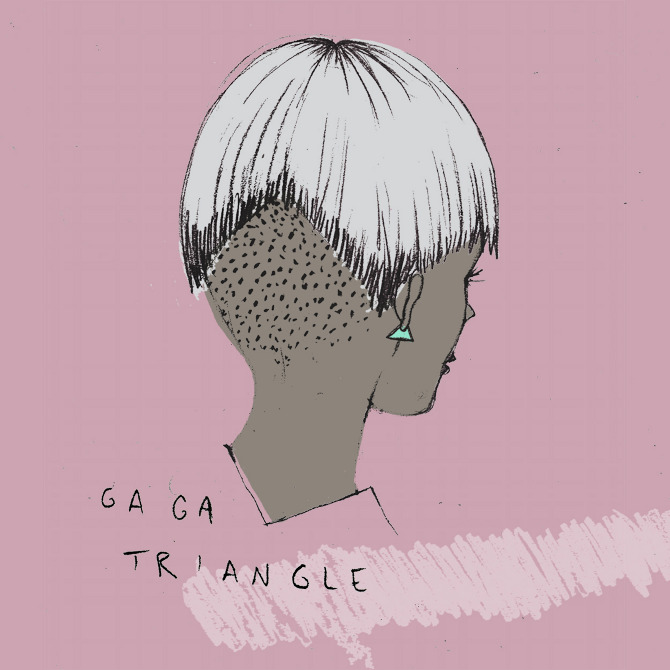 Jenny Zych's Illustrations: gagatriangle.jpg