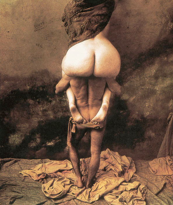 Jan Saudek's Erotic Photography: Jan Saudek Burden, 1987..jpg