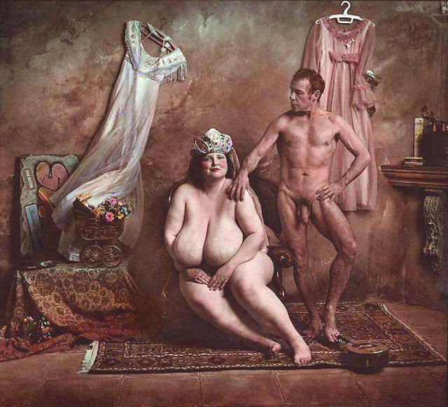 Jan Saudek's Erotic Photography: Jan Saudek Holy Russia II., 1998..jpg