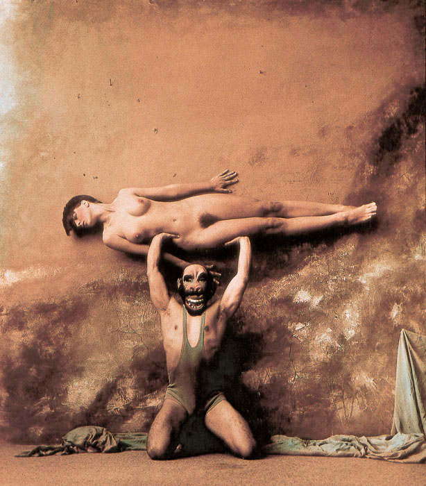 Jan Saudek's Erotic Photography: Jan Saudek Spirit, 1986..jpg