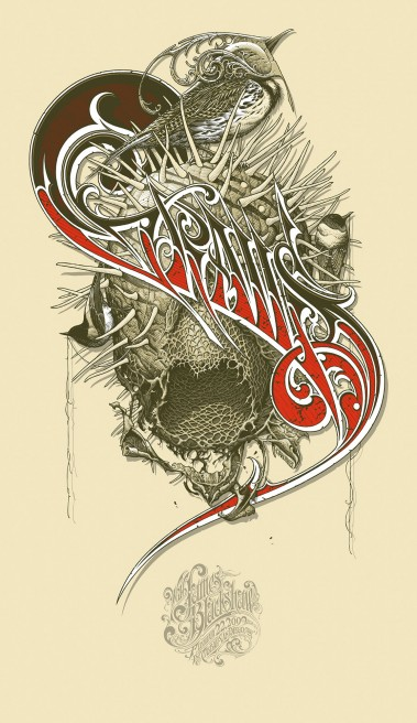 The Insanity of Aaron Horkey: grails_band_version-379x656.jpg