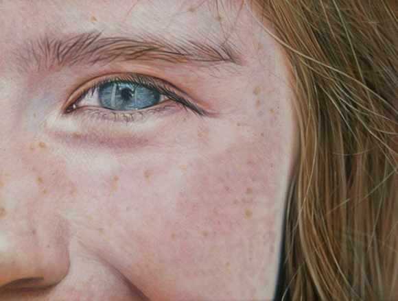 Hyperreal Paintings by Simon Hennessey: hyper-realistic-paintings-simon-hennessey-gessato-gblog-1-580x439.jpg