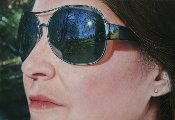 Hyperreal Paintings by Simon Hennessey: hyper-realistic-paintings-simon-hennessey-gessato-gblog-3-580x398.jpg