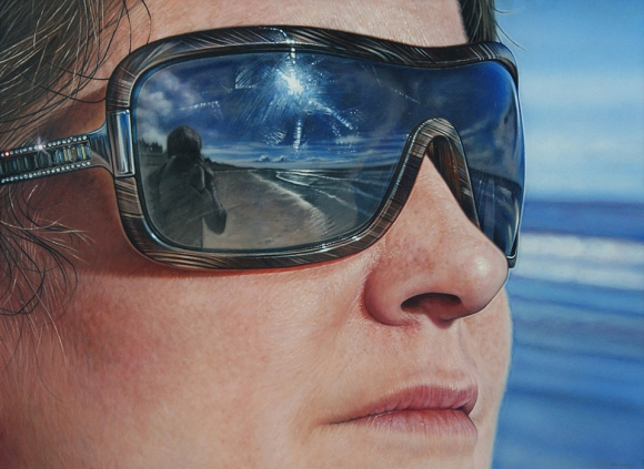Hyperreal Paintings by Simon Hennessey: hyper-realistic-paintings-simon-hennessey-gessato-gblog-4-580x423.jpg