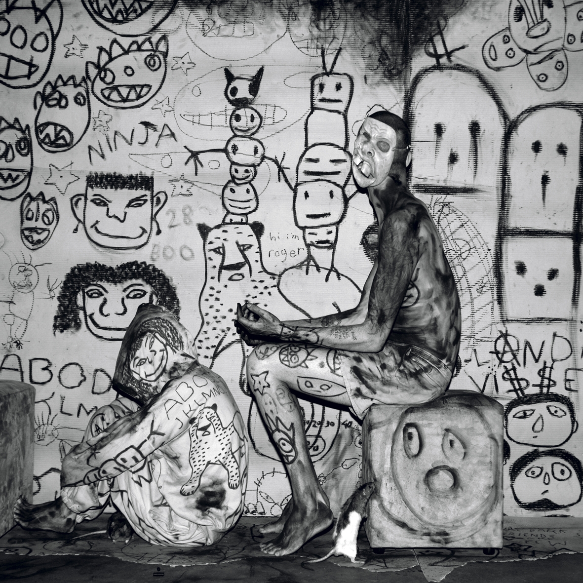 The Photography of Roger Ballen: Die Antwoord  2008.jpg