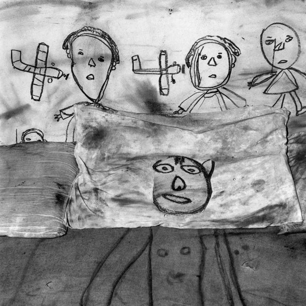 The Photography of Roger Ballen: collision_2005_-610x610.jpg
