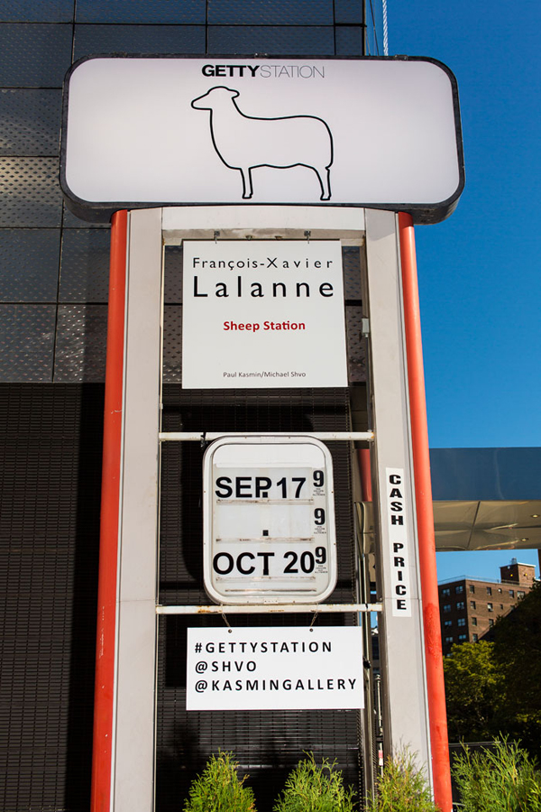 THE SHEEP STATION by FRANCOIS XAVIER LALANE: jux_gettystation1.jpg