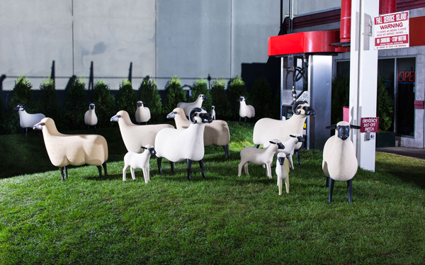 THE SHEEP STATION by FRANCOIS XAVIER LALANE: jux_gettystation2.jpg