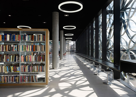 Birmingham, England Gets a Beautiful New Library : dezeen_Library-of-Birmingham-by-Mecanoo_13.jpg