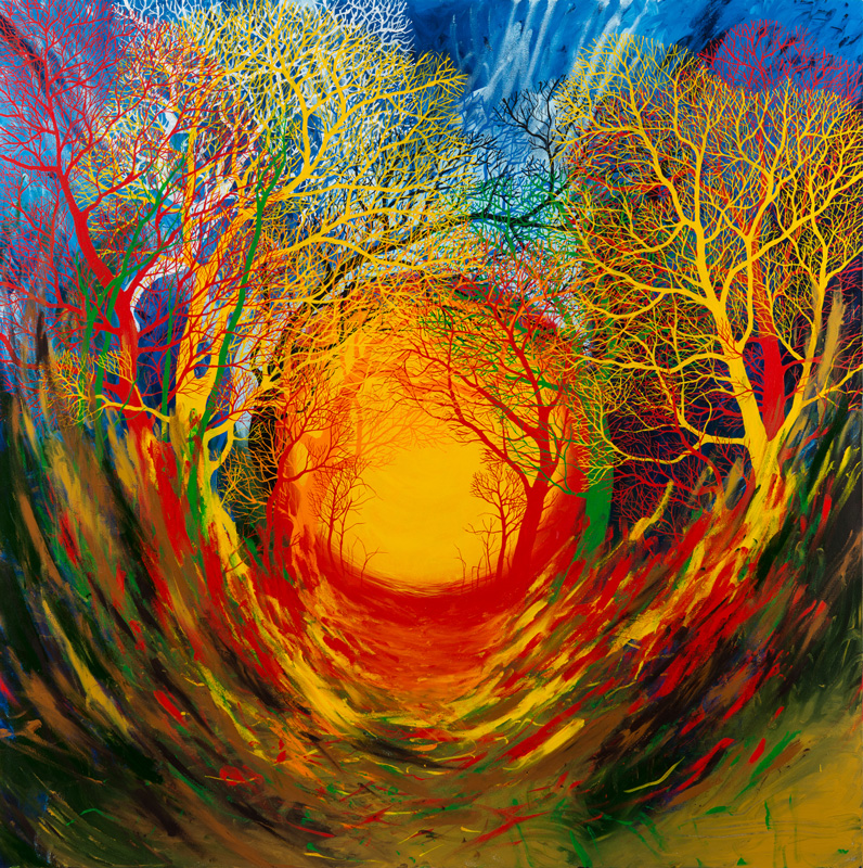 Stanley Donwood... On Trees: stanley-donwood-far-away-is-close-at-hand-609.jpg