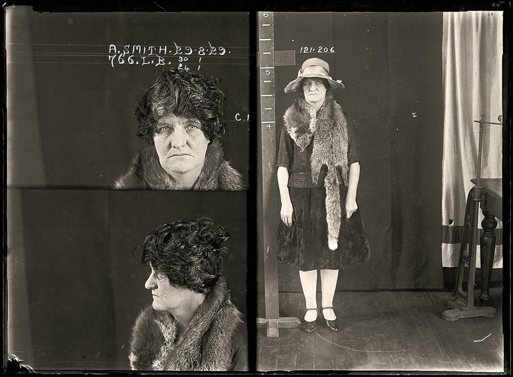Best of 2013: Incredible Photos from the archives of the Sydney Police: photo-police-sydney-australie-mugshot-1920-03.jpg