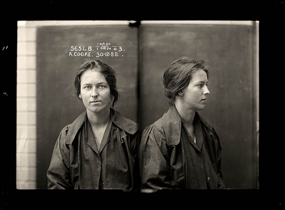 Best of 2013: Incredible Photos from the archives of the Sydney Police: photo-police-sydney-australie-mugshot-1920-04.jpg