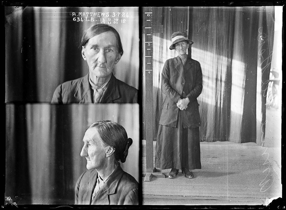 Best of 2013: Incredible Photos from the archives of the Sydney Police: photo-police-sydney-australie-mugshot-1920-05.jpg