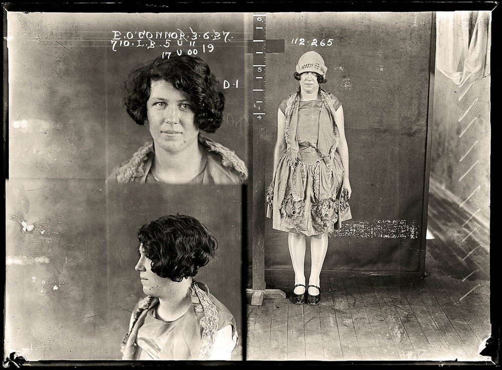 Best of 2013: Incredible Photos from the archives of the Sydney Police: photo-police-sydney-australie-mugshot-1920-06.jpg