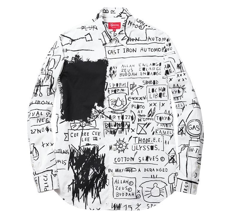Supreme x Jean-Michel Basquiat Fall 2013 Capsule Collection: Screen shot 2013-09-23 at 9.12.15 AM.png